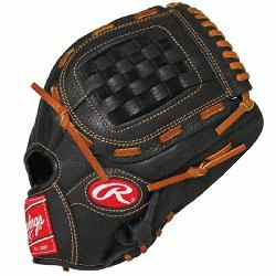 lings Premium Pro Series 12 inch Baseball Glove PPR1200 (Right Hand Th