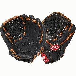 um Pro Series 12 inch Baseball Glove PPR1200 (Right Hand Throw) : The Soli