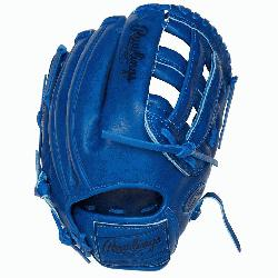 s limited edition Heart of the Hide Pro Label 5 Storm glove features ultra-pre