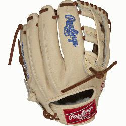 clean, supple kip leather, Pro Preferred® series gloves break in to form the perfect