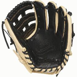 clean, supple kip leather, Pro Preferred series gloves break in to form the perfect