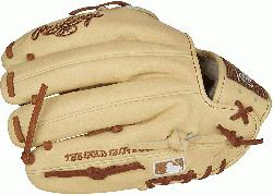 ed line of baseball gloves from Rawlings are known for their clean, su
