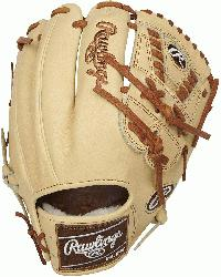 ro Preferred line of baseball gloves from Rawlings are known for their clean, supple