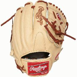 e 11.75-inch Rawlings Pro Preferred infield/pitche