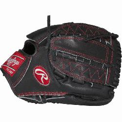 n, supple kip leather, Pro Preferred® series gloves break in to fo