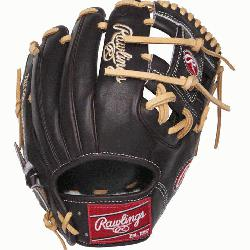 heir clean, supple kip leather, Pro Preferred® series gloves break in to form the