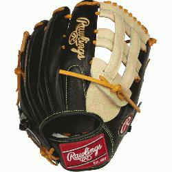 heir clean, supple kip leather, Pro Preferred® series gloves break in to form the perfe