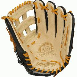 an, supple kip leather, Pro Preferred® series gloves break in to form the perfect pocket b