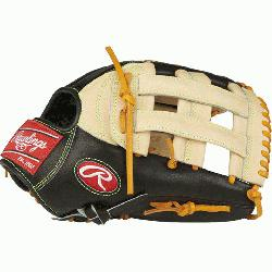 heir clean, supple kip leather, Pro Preferred® series gloves break in to form th
