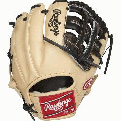clean, supple kip leather, Pro Preferred® ser