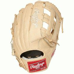lean, supple kip leather, Pro Preferred® serie