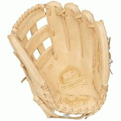 for their clean, supple kip leather, Pro Preferred® series gloves break in to