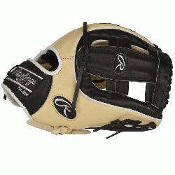 t the 2021 11.5-inch Pro Preferred infield glove on, youll