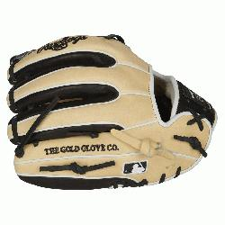 021 11.5-inch Pro Preferred infield glove on, youll know right away