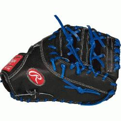 their clean, supple kip leather, Pro Preferred® series gloves break in t