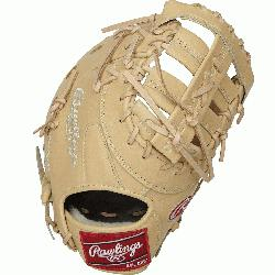 Pro Preferred 13-inch first base mitt was crafted from