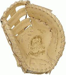 21 Pro Preferred 13-inch first base mitt was crafted from flawless, full-