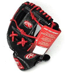 wlings Francisco Lindor gameday pattern baseball glove. 11.75 inch Pro I Web and conventional bac