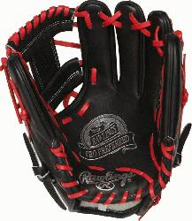 ancisco Lindor gameday pattern baseball glove. 11.75 inch Pro I Web and conven