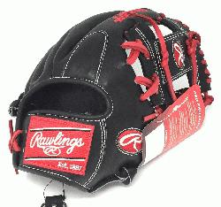 ncisco Lindor gameday pattern baseball glove. 11.75 inch Pro I Web and c