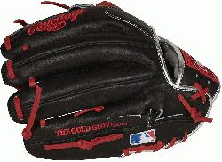 Preferred Francisco Lindor Glove was constructed from Rawlings Platinum Glove award winner, Franc