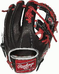 021 Pro Preferred Francisco Lindor Glove was constructed from Rawlings Plati