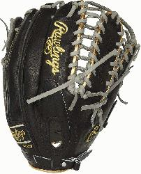 less kip leather, the Rawlings 2021 Pro Preferred 12.75-inch outfield glove offer