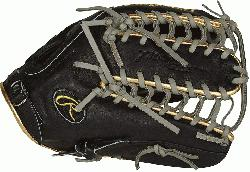 d from flawless kip leather, the Rawlings 2021 Pro Preferred 12.75-inch outfield glove offers