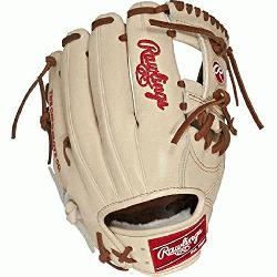 "This Pro Preferred 11 3/4"" baseball gloves from Rawlings features the"