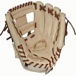 "11 3/4"" baseball gloves from Rawlings features the PRO I Web patt"
