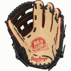 The all new Limited Edition Pro Label baseball glove from