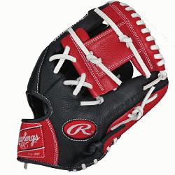 RCS Series 11.5 inch Baseball Glove RCS115S (Right Hand Throw) : In a sp