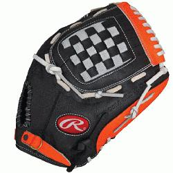 RCS Series 12 inch Baseball Glove RCS120NO (Right Hand Throw) : In a sport dominated by uniformity