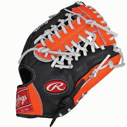 es 11.75 inch Baseball Glove RCS175NO (Right Hand Throw) : In a sport dominated by unifor