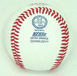 Official Baseballs with KSHSAA Kansas B