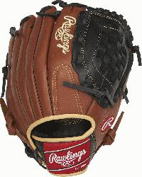 Sandlot Series gloves feature an oile
