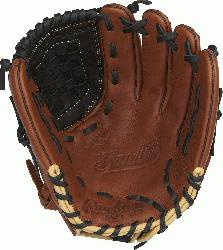 Series gloves feature a