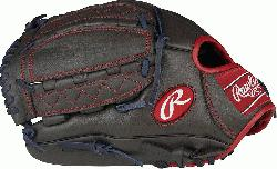 1-3/4-inch all-leather youth baseball glove styled after the one used by David Price Youth Pro Tape