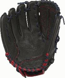 ll-leather youth baseball glove styled after the one used by David Price Youth P