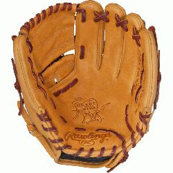 de is one of the most classic glove models in baseball. Rawlings Heart of the Hide Gloves feature