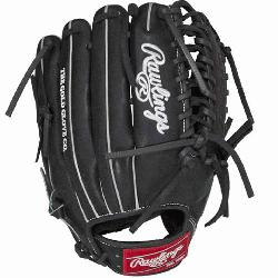 Hide is one of the most classic glove models in baseball. Rawlings Heart o