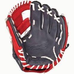 s GXLE4GSW Baseball Glove 11.5 Inch (Right Handed Throw) : The Gamer XLE series features PORON X