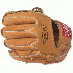 eart of Hide XPG6 remake of the classic Mickey Mantle baseball glove. Made with co