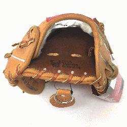 pRawlings Heart of Hide XPG6 remake of the classic Mickey Mantle baseball glove. Made