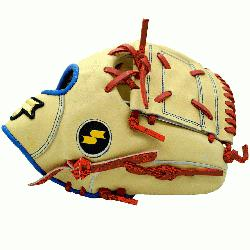 SSK Ikigai Baez Blonde custom glove is the exact blonde color and feel of Ba