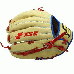 SSK Ikigai Baez Blonde custom glove is the exact blonde color and feel of Baez&