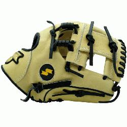 all Glove Colorway: Brown | White Conventional Open Back Elite Infield Glove
