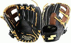 n, Single Post Web, Top Grain Steerhide Leather, Top Grain Leather Lacing, Dimple Sensor