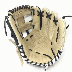 Pattern model Modeled after Javier Baez's pro-level glove Top Grain Steerhide Leather D