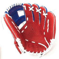 ch Pattern Modeled after Javier Baez's pro-level glove Top Grain Steerhide Leather